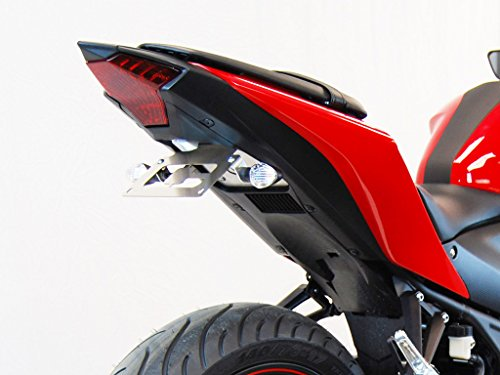 Competition Werkes 1Y300 Yamaha R3 Fender Eliminator Kit (Fender Eliminator Trick Kit)