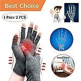 Arthritis Gloves *New Material* Compression for Arthritis Pain Relief Rheumatoid Osteoarthritis and Carpal