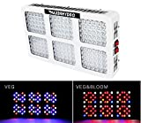 Cheap 1800W LED Grow Lights 12-band Full Spectrum Plant Growing Light with UV/IR for Veg and Flower