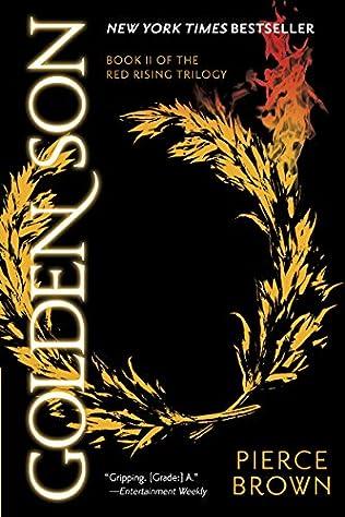 book cover of Golden Son