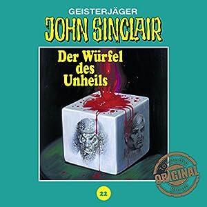 Der Würfel des Unheils (John Sinclair - Tonstudio Braun Klassiker 22) Hörspiel