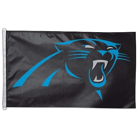 416d134b Amazon.com : Wincraft NFL Flag NFL Team: Carolina Panthers : Sports ...