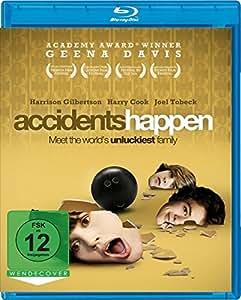 Accidents happen (BD) [Alemania] [Blu-ray]