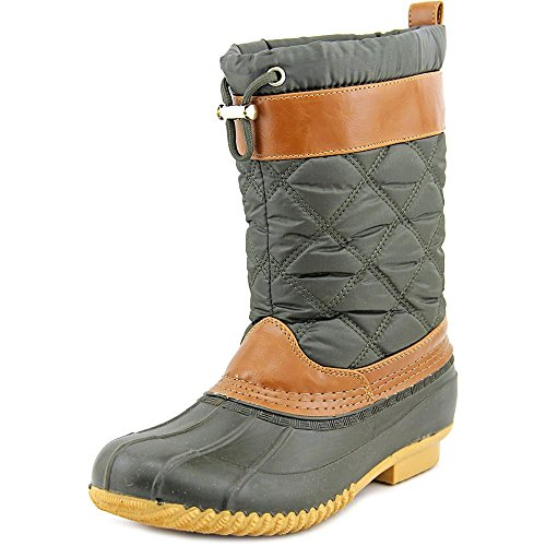 Isaac Mizrahi Sleet Women Us 7 Green Snow Boot