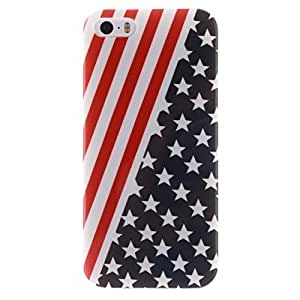 HNSPRING Exquisite pattern Silicone Cover Gel TPU Case for iPhone 5 5S