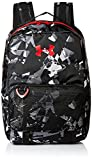 Under Armour Boys' Armour Select Backpack, White (101)/Red, One Size