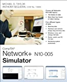 Comptia Netwrk+ N10-, Taylor and Sequeira, 0789751763