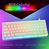 Womier K61 60 Percent Keyboard Mechanical Gaming