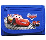 Disney Car Tri- Fold Wallet - Blue