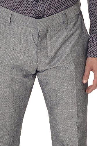 Pantalone uomo Antony Morato microstampa blu