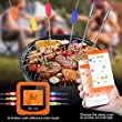 Turata Bluetooth Thermometer Grilling Safe Oven 3