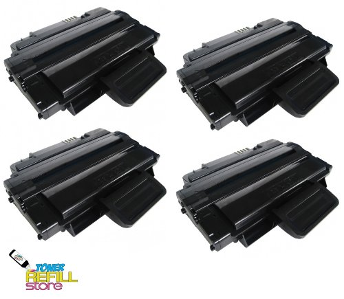 Price comparison product image 4 Pack Xerox 106R01374 (Replaces 106R01373)Compatible Toner Cartridge for the Xerox Phaser 3250 3250D 3250DN