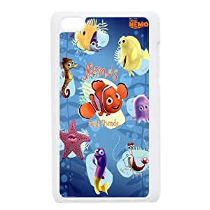 iPod Touch 4 Case White Finding Nemo Phone cover O7512681