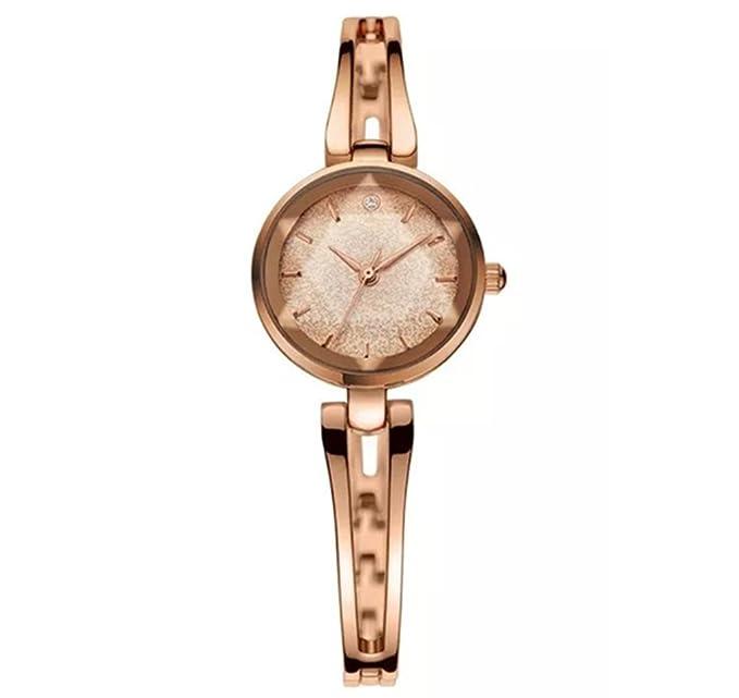 Reloj para mujer de nueva moda a prueba de agua Reloj de pulsera para mujer  Trend Hollow Pulsera reloj  Amazon.es  Relojes 49d1f0cbe941