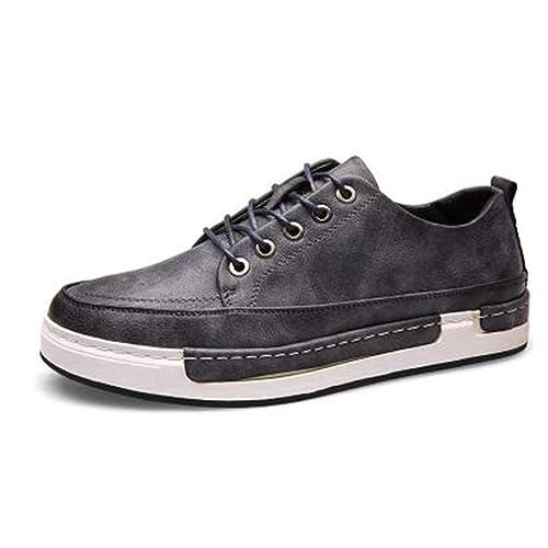 Mens Casual Shoes Moda Hombres CóModos Primavera Mocasines De OtoñO: Amazon.es: Zapatos y complementos