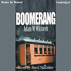 Boomerang Audiobook
