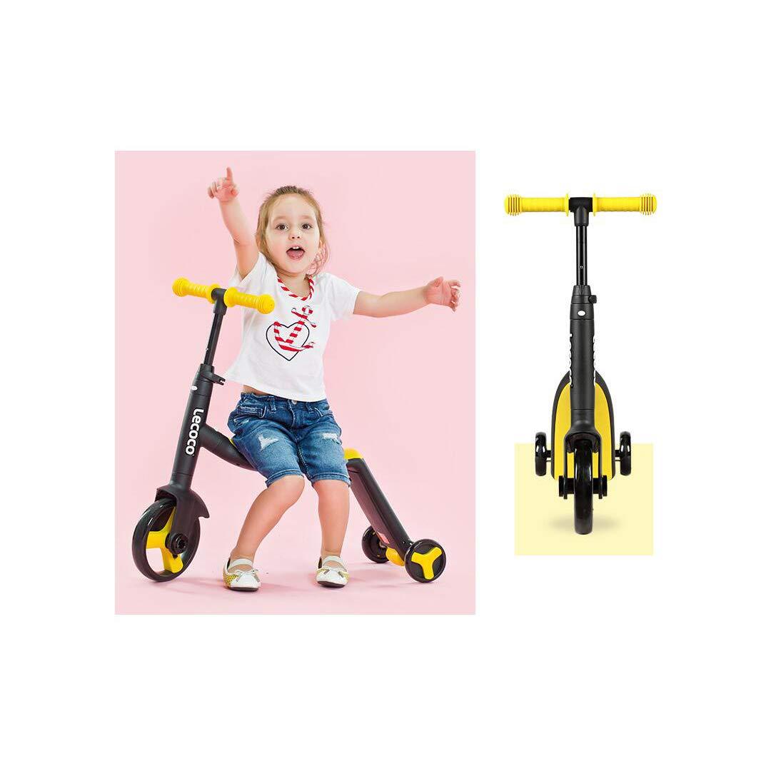 驚きの価格 TLMYDD スクーターの子供は2-3-6歳の子供の三輪の赤ん坊のスライド、70x30x76cmに座ることができます いえろ゜ 子供スクーター 子供スクーター B07NMKQ2BX (色 : 青) B07NMKQ2BX イエロー いえろ゜ イエロー いえろ゜, ハンドメイドオルゴール*夢の音*:ed2f3ce7 --- a0267596.xsph.ru
