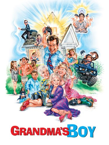 _DUPLICATE_Grandma's Boy (Boys Movies)