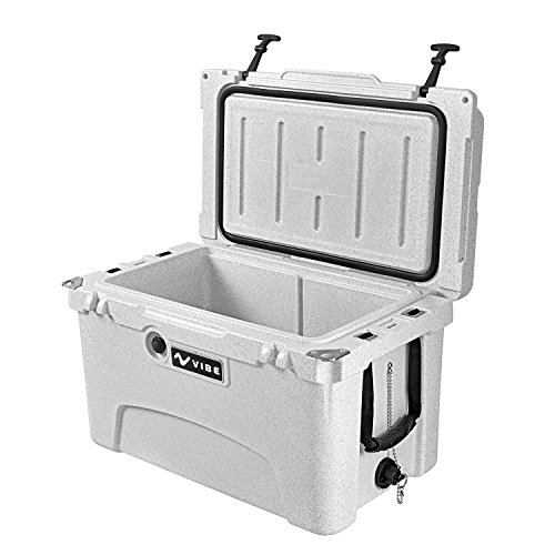 Vibe Element 45Q Heavy Duty Rotomolded Cooler with Bottle Openers