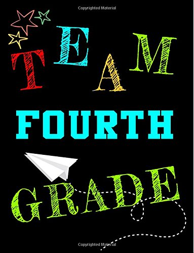 Team Fourth Grade: School Composition Notebook pdf epub