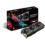 ASUS ROG STRIX Radeon Rx 480 8GB DP 1.4 HDMI 2.0 Polaris Vr Ready  Graphics Cards Review