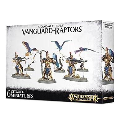 Warhammer Age of Sigmar Stormcast Eternals Vanguard-Raptors (6 Miniatures) by Games Workshop