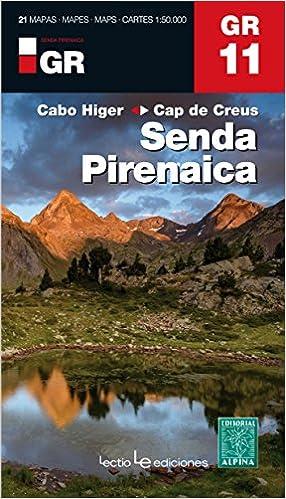 Gr 11. Senda Pirenaica. Del Cabo Higer Al Cap De Creus por Vv.aa.