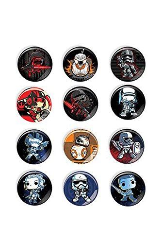 Star Wars VII: The Force Awakens Pop! Pinback Button (1 Random)