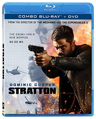 Blu-ray : Stratton (With DVD, 2 Pack, , Widescreen, Dolby)