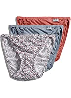 Jockey Women's Underwear Elance String Bikini - 3 Pack