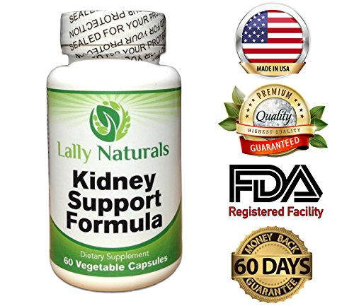 photo Wallpaper of Lally Naturals-Kidney Support, Cleanse & Detox Supplement-