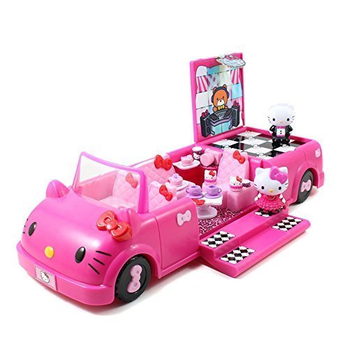Hello Kitty Dance Party Limo Playset
