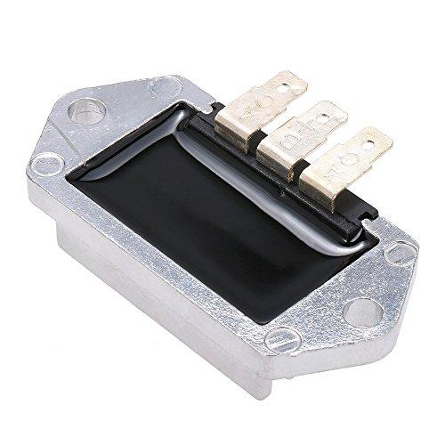 Voltage Rectifier Regulator (Fuerdi Voltage Regulator Rectifier for Kohler 8-25 HP Engine 15 Amp Alternators Replace 41 403 10-S, 41 403 09-S 25, 403 03-S)