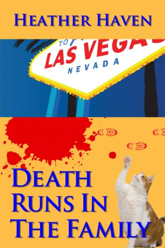Book: Death Runs in the Family (The Alvarez Family Murder Mystery Series) by Heather Haven