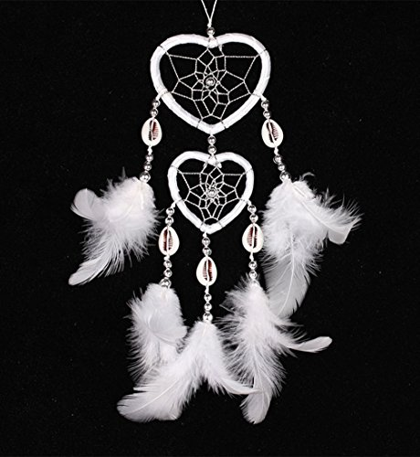 Double Heart Ornament - 7
