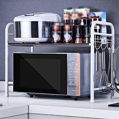 PLLP Bastidor de almacenamiento Adecuado para la cocina Oficina en ...