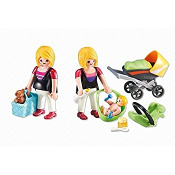 playmobil baby pool with slide toys games. Black Bedroom Furniture Sets. Home Design Ideas