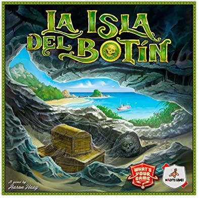 Maldito Games La Isla del botín - Juego de Mesa en Castellano: Amazon.es: Juguetes y juegos