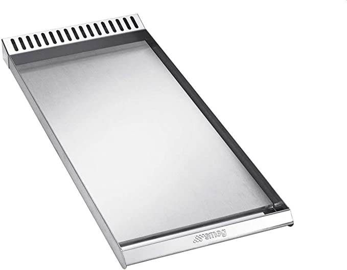 Smeg TBX6090 accesorio y suministro para el hogar - Accesorio de hogar (Cocina/Horno, Acero inoxidable, Acero inoxidable): Amazon.es: Hogar