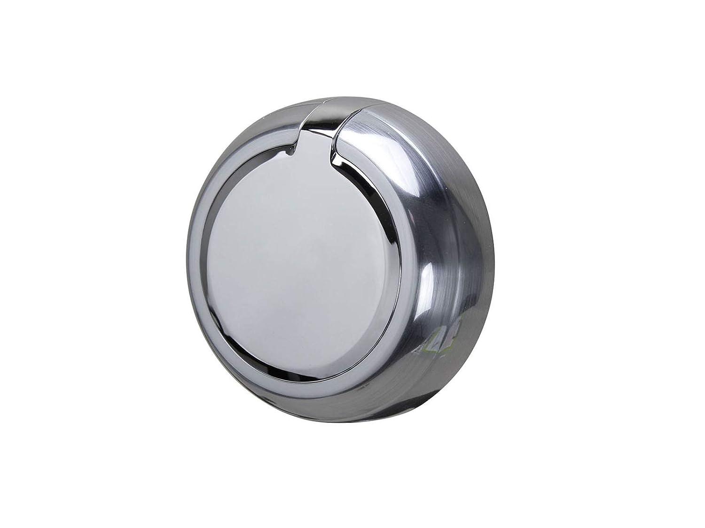 ClimaTek Washing Machine Washer Dryer Chrome Knob fits Whirlpool WPW10051126 AP6014800 W10051126 PS11748070