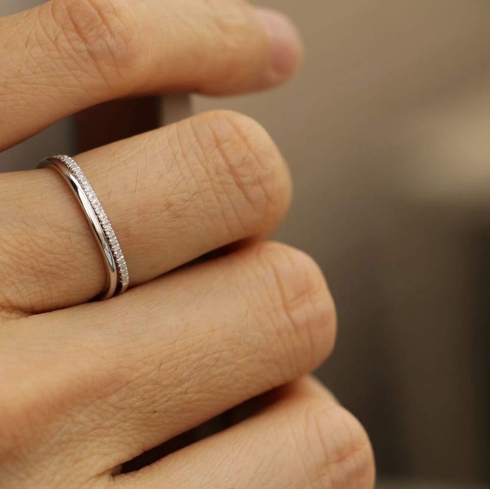 Midi Rings Genuine Midi Knuckle Stacking Rings by V-HOUE
