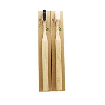 n-amboo medio ambiente Biodegradable cepillo de dientes de bambú | eco-toothbrush |