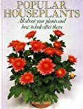 img - for Popular Houseplants book / textbook / text book