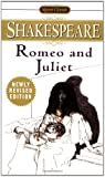 Romeo and Juliet, William Shakespeare, 0451526864
