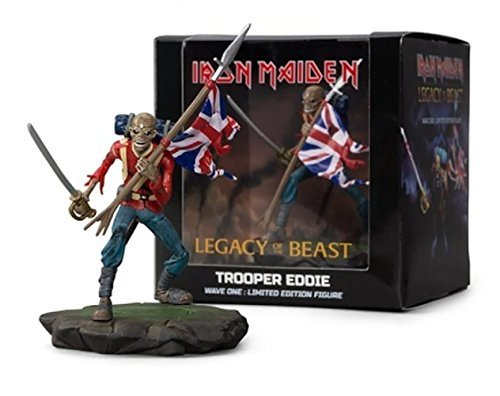 Loot Crate Iron Maiden - Legacy of The Beast - Trooper Eddie - Wave 1 ()