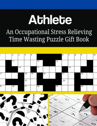 Read Online Athlete An Occupational Stress Relieving Time Wasting Puzzle Gift Book ebook