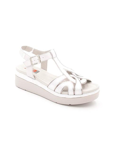 f62d9401 Sandalia Fluchos Mujer F0065 Sand: Amazon.es: Zapatos y complementos