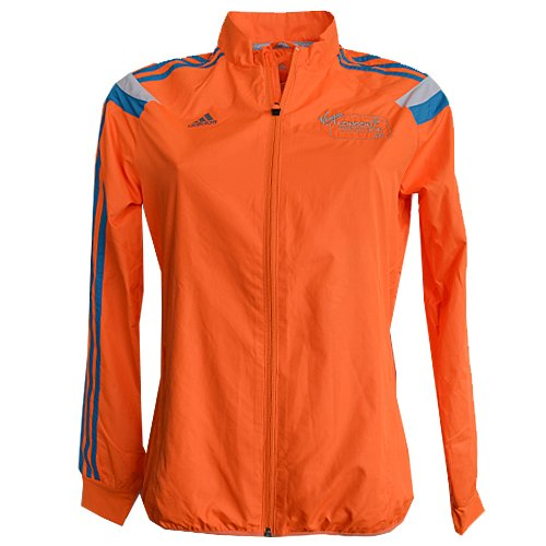 D80178 Mujeres Salida Naranja Chaqueta 2014 Adidas Maratón Londres hxstQrdC