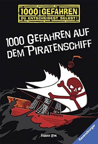 1000 Gefahren auf dem Piratenschiff