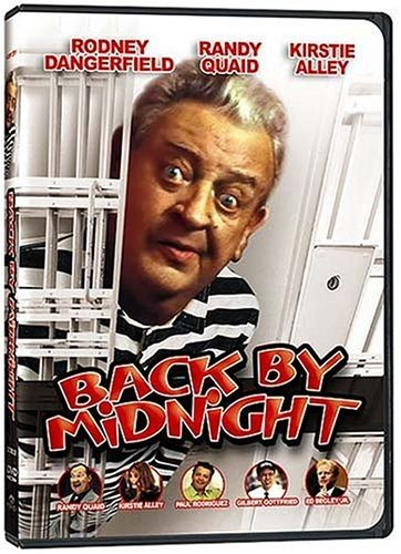 DVD : Back By Midnight (Subtitled)